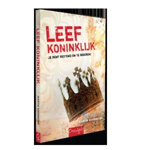 Boek Leef Koninklijk
