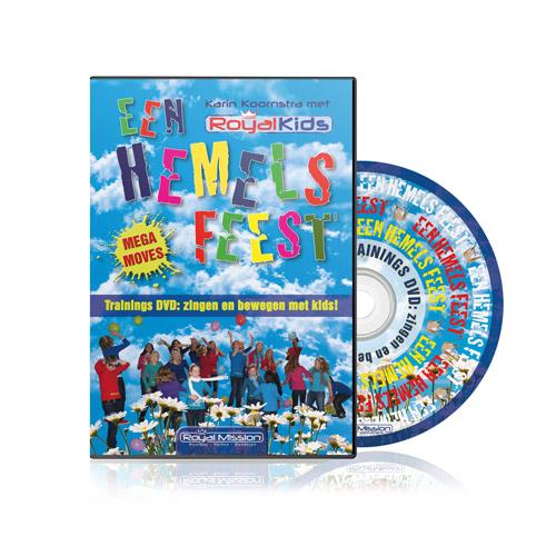 DVD Een Hemels Feest - royalmission